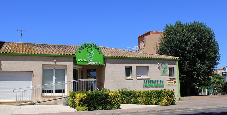 Laboratoire Centre Ville Carcassonne