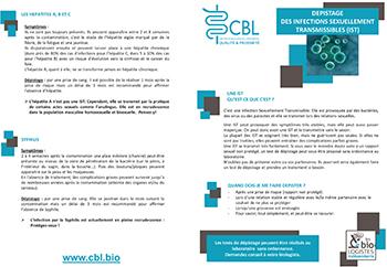 Dépistage des infections sexuellement transmissibles (IST)